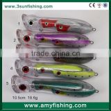 New Popper /10.5cm 18.6g Dogwalk Series Fishing Lure Hard Body Fishing Lure Fishing popper Bait Lure