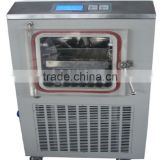 TPV-10F Electric heating Vacuum Freeze Dryer with PID controling for milk coffee drying equipment
