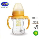 High quality and low price glass baby bottles and nipples