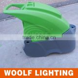 WOOLF rotomolding factory Process Different Color Industrial PE Rotomolding Plastic Part