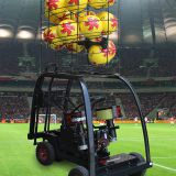 manufacturer wholesales football shooting machine remote control with stable performance D2326