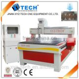china wood furniture factory equipment / cnc router machine for cabinet / good cheap woodworking tool