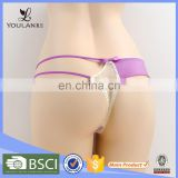Made In China Beautiful Lace Colorful Sweet Teen G-String