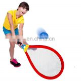 Outdoor latest sport toys tennis racket toys /beach racket for kids