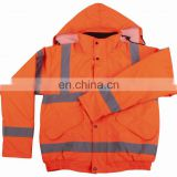 2017 3m red reflective safety jacket for kaifeng KF-055