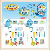 kids doctor play set Funny Plastic Kids pretend play toys