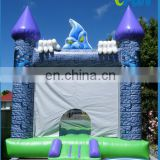 2015 inflatable castle for sale/inflatable bouncy house/ used commercial inflatable bouncers for sale