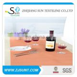 Hot sale woven PVC table runner made in China