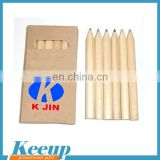 Hot Sale Natural Wood Pencils in Kraft Paper Box
