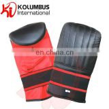 Customized Boxing Bag Mitts in PU Leather