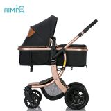 2018 Foldable Deluxe Hot sale Pram China Factory