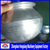 Cnc Metal Spinning Machine of Material Diameter 600mm for India Aluminum Cookware Pot