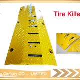 Wheel spikes security spikes tyre killer one way road spikes