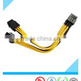 Custom UL Molex 43025 to Molex 43020 Connector Electronic Wiring Harness With PVC Cover