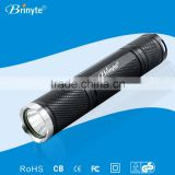 D78 aluminum Tactical waterproof led shock flashlight