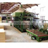 plywood hot press/used plywood hot press BY21-4*8/1200(3-15)D