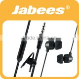 Free samples from China manufacturer of hands-free latest Metal earbuds earphone with mic