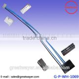 28AWG Molex 1.25 Pitch 5Pin to Dupont 24 Pin 2.54 Wiring Harness