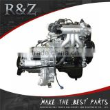 Super quality 3 cylinders in line 4stroke water cooled 160cc engine for Suzuki F8B