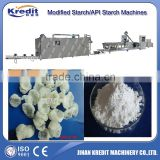 High Yield Modified Starch Processing Machine