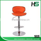 High quality steel bar stool chair bar chair dimensions