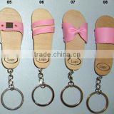 Sandal Key Rings, Sandal wooden key chains, gift keychains