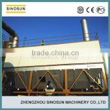 Bag filter for asphalt plant, easy shiping good performance China dust collecting system