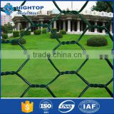 China best selling products hexagonal wire mesh machine made pvc coated hexagonal wire mesh