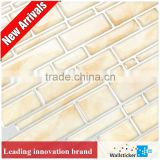High quality back splash kitchen pattern tile wall