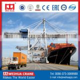 Weihua 28 Years Crane Experience Quayside Container Gantry Crane/ Ship to Shore Crane/Quay Crane                                                                         Quality Choice