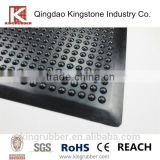 Bubble Anti-fatigue Recycled Rubber Flooring Sheets
