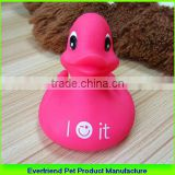 Promotion Custom Rubber Duck Plastic Duck