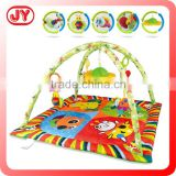 Wholesale lovely animal soft custom baby floor mat