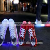 wholesale high quality lighting led shoes LED USB Charge shoes                                                                         Quality Choice
