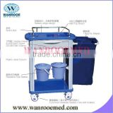 Model 71Hospital Laundry Collecting Trolley
