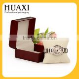 custom luxury wooden watchbox watch packaging box                                                                                                         Supplier's Choice