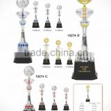 China OEM wholesale metal +crystal trophy                                                                         Quality Choice                                                                     Supplier's Choice