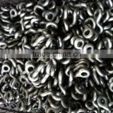 Rings hot forging, lifting forging parts ,steel forged parts, forged d ringsforging bearing rings