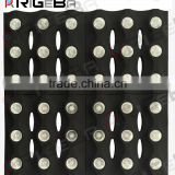 Architectural Decorative lighting led dmx display 36leds 3w led dot matrix lamp for DJ Bar and Disco