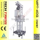 12m height Aluminium Truss Tower for global truss