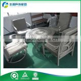 Cast Aluminum Table, Outdoor Dining Table Set, Garden Furniture