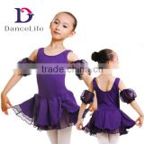 C2134 Beautiful kids ballet dress tulle ballet skirt ballet dress classic ballet dress for girls