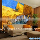 decorative wallpaper on Water Resistant Art Wall Paper