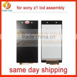LCD Display+Screen Assembly for Sony Xperia Z1 L39h C6902 C6903 C6906 C6943 Black