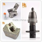 KAITO Mineral Cutter Bit Conical Rock Boring Drill Tools Taper Bits