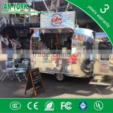 HOT SALES BEST QUALITY american food van new food van pizza food van