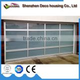 Factory directly selling sectional easy lift garage door with opener
