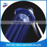Factory Manufactured ABS Plastic Blue Color LED Toilet Hand Shower
