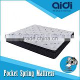 Modern Bedroom Furniture With Elegance, Beauty Design King Size Foam Pocket Spring Mattress AG-1312