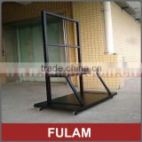 FULAM Outdoor mobile lcd tv base stand bracket